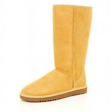 UGG Australia Womens 5815 Classic Tall Slip On Boot Sunflower