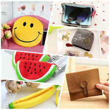A wide range of Banana Sequined Coin Purse Wallet Bag Canvas Pocket RMAU