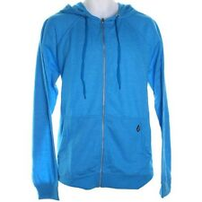 Volcom Timesoft II Ultra Slim Zip Hoody - Heather Blue