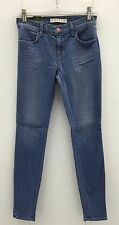 J Brand SUPER SKINNY Jean Mid-Rise Light Wash Cabo 25 29 NWT $216