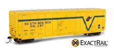ExactRail EP-80910-1 HO P-S 5344 Boxcar Terminal Rail South Branch Valley SBVR