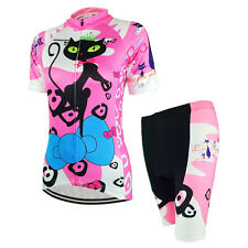 Weimostar Womens Cycling Jersey Short Sleeve Bike Clothing mtb Bicycle Clothes