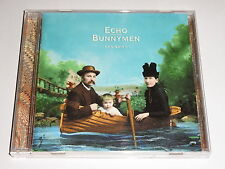 Echo And The Bunnymen - Flowers - GENUINE CD ALBUM - EXCELLENT CONDITION &