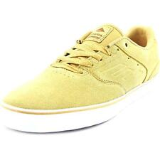 Emerica The Reynolds Low Vulc   Round Toe Suede  Skate Shoe