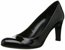 Vaneli Women's Udex Black Patent Leather Pump