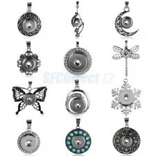 Snaps Snap Charm Button Pendant Fit Noosa Necklace Interchangeable Jewelry