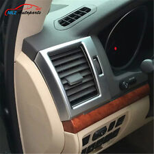 Air Condition AC Vent Outlet Trim For Toyota Land Cruiser FJ200 LC200 2008- 2016