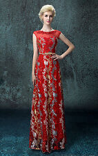Pageant Formal Party Holiday Homecoming Prom Dress Evening Gowns Size 0 2 4 6 8