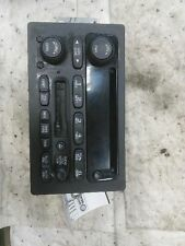 AUDIO EQUIPMENT AM-FM-STEREO-CASSETTE-CD PLAYER OPT UB1 FITS AVALANCHE 1500