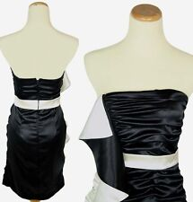 New WINDSOR Black Juniors Prom Party Evening Cocktail-Available Size 3, 5