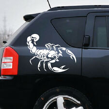 Reflective Sticker Scorpions Auto Car Stickers Vinyl Waterproof Art Decals Funny