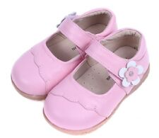 Girls Pink Leather Mary Jane (Ages 1.5 to 2.5 yrs)