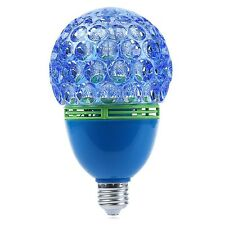 Color Change 360 Degree Automatic Rotating Light Bulb for Halloween Party