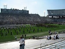 2 Penn State vs Ohio State tickets 7 rows from the field East sideline