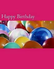 Happy Birthday: Address Book by Name, Choose Any -Paperback