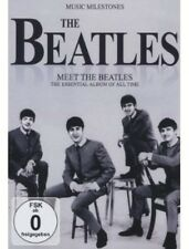 BEATLES - MEET THE BEATLES NEW DVD