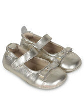 Old Soles Sista Bow Gold Mary Jane Shoes Baby and Toddler Girls