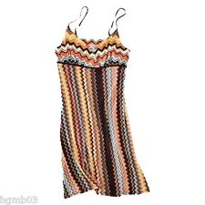 MISSONI FOR TARGET CHEMISE MULTI-COLOR ZIG ZAG SIZE XS, M, L, XL - NEW
