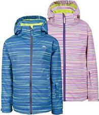 Trespass Mugsy Kids Ski Jacket Waterproof Insulated Girls Boys Coat