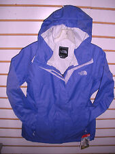 THE NORTH FACE WOMENS VENTURE WATERPROOF JACKET-#A8AS- STARRY PURPLE-  LARGE