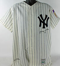 "Yankees Mickey Mantle ""No. 7"" Signed Mitchell & Ness Jersey UDA & PSA #AA01967"