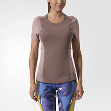 NEW WOMEN  ADIDAS BY STELLA MCCARTNEY RUNNING PERFORMANCE TEE Large L nwt s