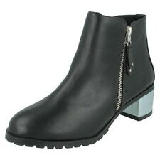 Ladies Anne Michelle Ankle Boots Label F50633