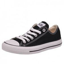 Converse All Star OX shoes Chucks black white M9166