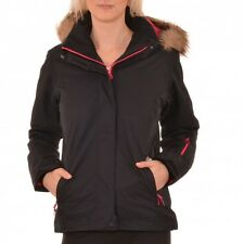 Roxy KVJ0 Jacket Winter Ski Jacket Black WTWSJ144