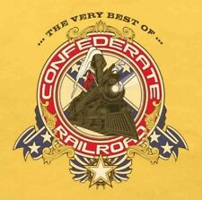 Very Best of Confederate Railroad - Railroad Confederate New & Sealed Compact Di
