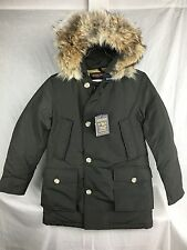 NEW WOOLRICH JOHN RICH & BROS ARCTIC PARKA DF FBK DOWN JACKET MEN WARM AUTHENTIC