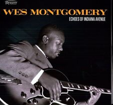 WES MONTGOMERY - ECHOES OF INDIANA AVENUE NEW VINYL