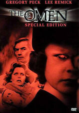 The Omen (1976 Gregory Peck) (Special Edition) DVD NEW