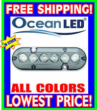 Ocean LED T6 Amphibian Underwater Lights ALL COLORS AVAIL BLUE WHITE GREEN