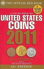 A Guide Book of United States Coins 2011: The Official Red Book (Guide Book...