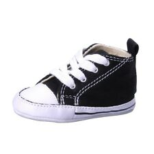Converse First Star Baby shoes black 8J231