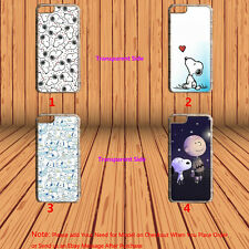 2016 SNOOPY AND CHARLIE BROWN Hard Phone Case Cover for iPhone & Samsung Model