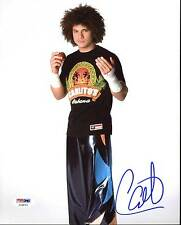 Carlito WWE Wrestling Authentic Signed 8X10 Photo Autographed PSA/DNA #AC48163