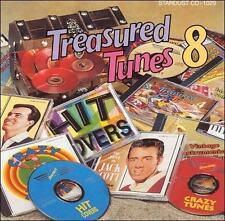 Treasured Tunes, Vol. 8 by Various Artists (CD, Jul-2000, Stardust Records)