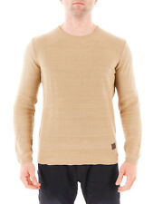 O'Neill Knitted pullover Knitted sweater Top Stringer beige Crew neck