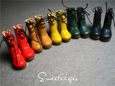 """【Tii】1/6 12"""" Blythe Pullip doll shoes snow boots azone cherryB doll outfit"""
