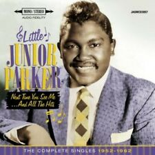 Little Junior Parker - Next Time You See Me And All Hits Complete Singles CD NEW