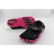 Fila Skele-toes EZ Slide Drainage Women US 10 Black Pre Owned 2498