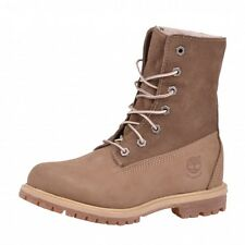 Timberland Earthkeepers Authentics Teddy Fleec Winter Boot Boat shoes 8330R