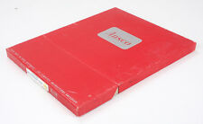 ANSCO 8X10 ANSCOCHROME, 10 SHEET BOX, EXPIRED MAY 1959, OPENED/183278
