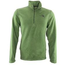 The North Face TKA 100 Glacier 1/4 Zip Fleece Jacket Jacket Men NWOT 5045