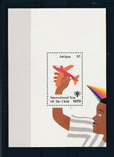D103106 International Year of the Child S/S MNH Antigua