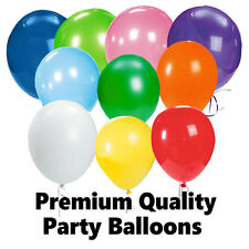 """10-250pcs 12"""" 16 Colors Premium Quality Helium Latex Thick Party Balloons"""