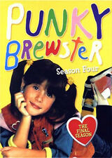 Punky Brewster: Season 4 (Fourth Season) (4 Disc) DVD NEW