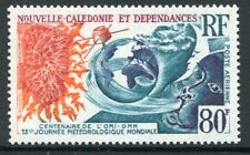 E90964 Space World Meteorological Day 1973 MNH Sc. C101 New Caledonia
